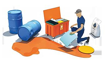 Spillskydd: Tillbud/olycka