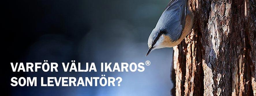 Varför Välja Ikaros?