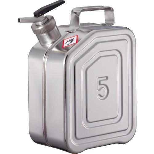 Säkerhetskanna 5L, findoseringspip