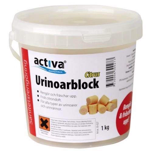 Urinoarsten MAX Citron ca 50st/burk 1,1 kg