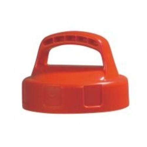 Förvaringslock, Oil Safe, Orange