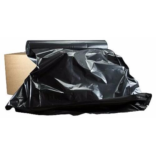 Plastsäck 125 l, 25 st/rl svart