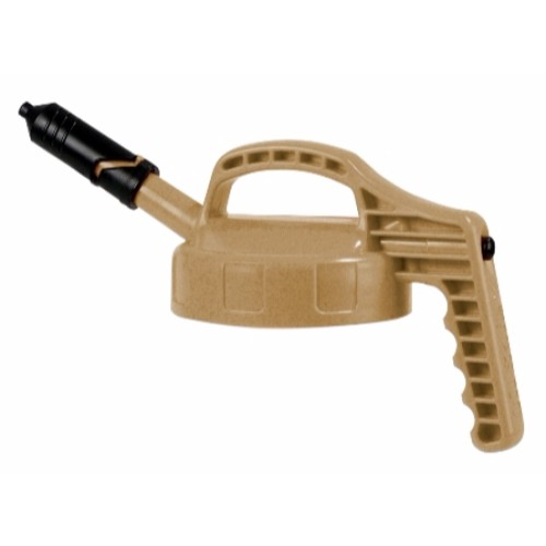 Mini-Lock med kort pip, Oil Safe, Beige