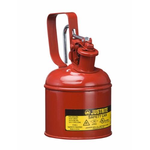 Säkerhetsbehållare Typ 1 av stål, 1L, FM