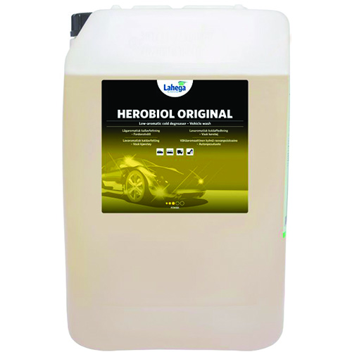 Lahega Herobiol Org, 205 L