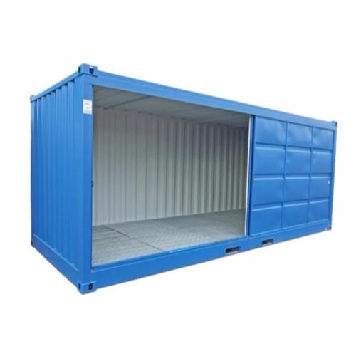 Miljöcontainer 20 tum Openside