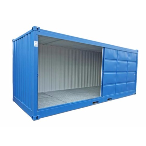 Miljöcontainer 20 fot.