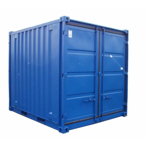 Miljöcontainer 8 tum