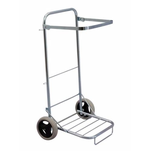 Säckvagn enkel med skafthållare