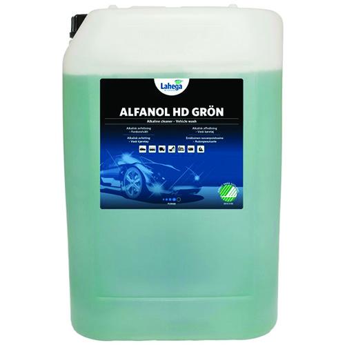 Lahega Alfanol HD Grön, 205 L