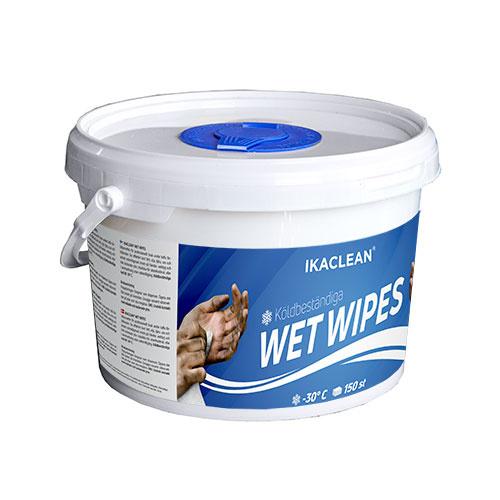 Ikaclean® Wet Wipes, 6 hinkar/frp