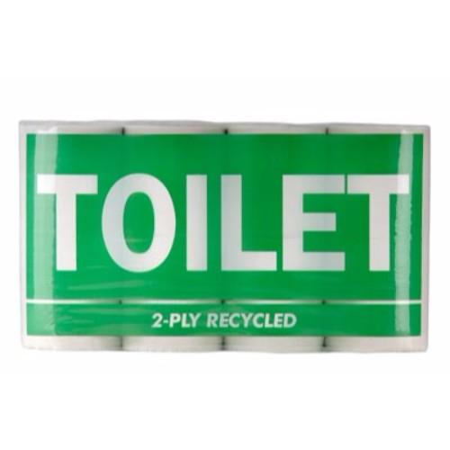 Toalettpapper Lågvikt 2-lags