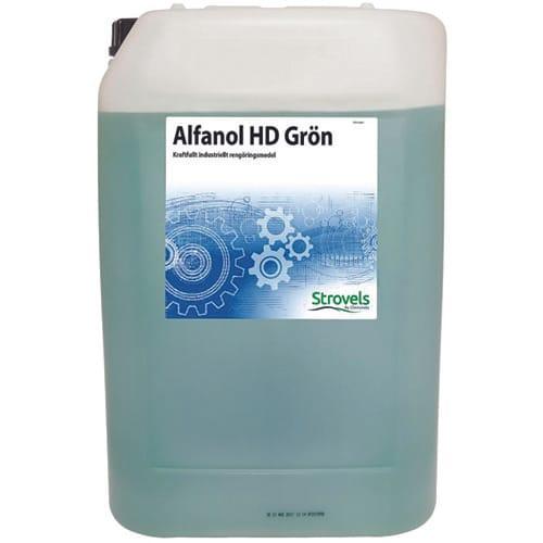 Strovels Alfanol HD Grön, 5 L