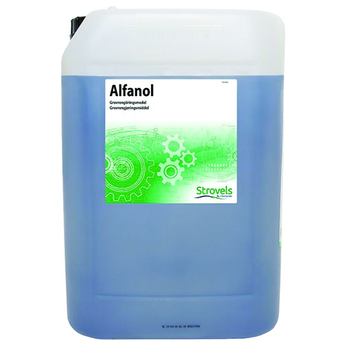 Strövels alfanol 25 l/dunk