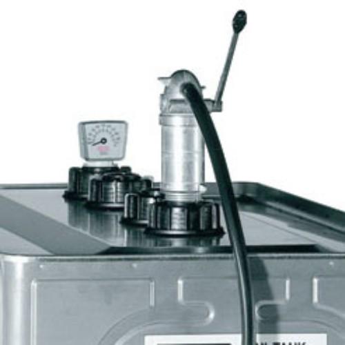 Handpump för UNI/MULTI-tank upp till 1000 L