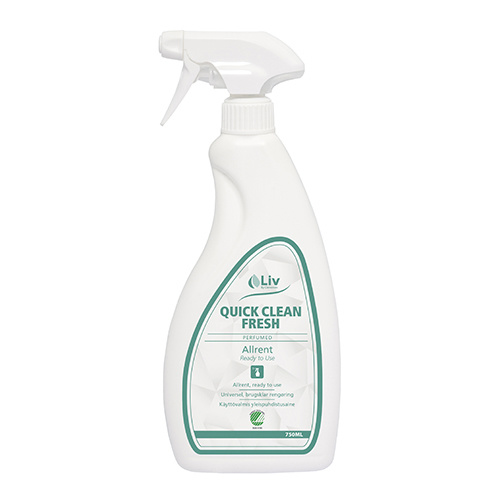 Liv Quick Clean Fresh 750 ml