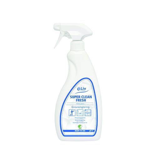 Liv super clean fresh 12x750ml