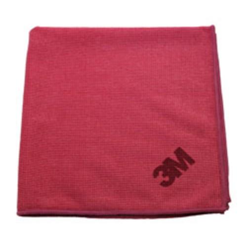 Mikrofiberduk 3M Scotch-Brite Essential, Röd