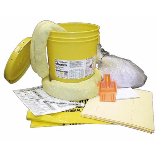 Grab & Go® Spill Kit för syror (fast form)