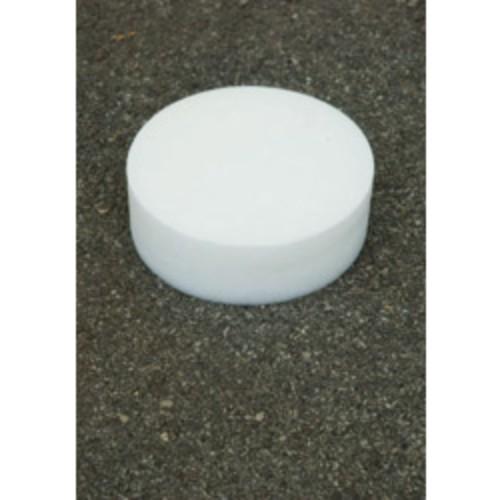 P-rondell Vit mjuk Ofasad 150x50 mm