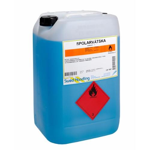 Spolarvätska koncentrerad, 25 liter