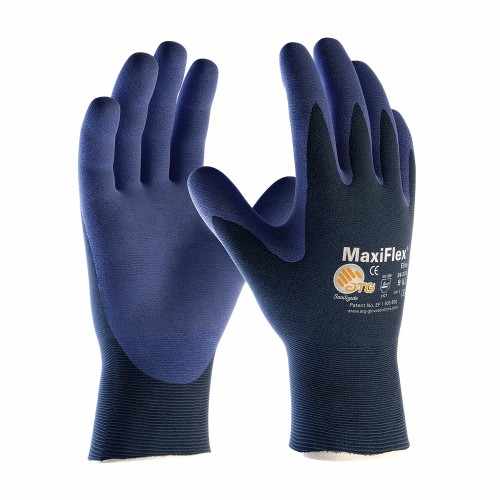 Nitrilbelagd handske Maxiflex Elite 34-274