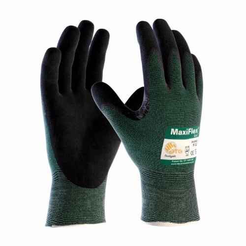 Nitrilbelagd handske Maxiflex Cut 34-8743