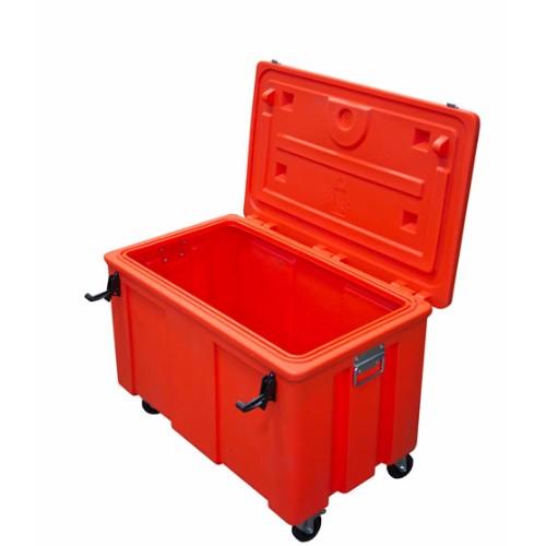 Spill-Kit box med hjul & lock