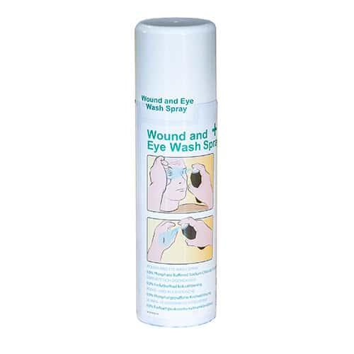 Sårtvätt och ögondusch, 200 ml