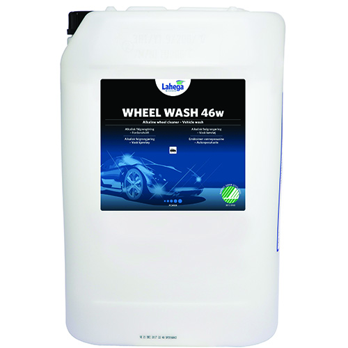 Lahega Wheel Wash 46w 25 L