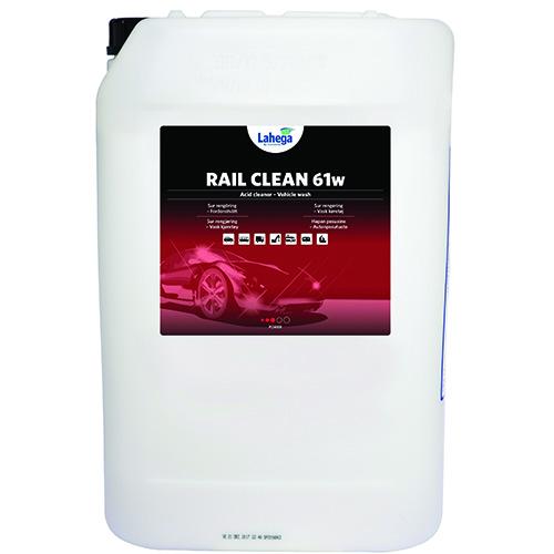 Lahega Rail Clean 61w 25 L