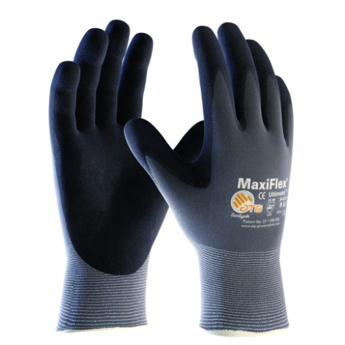 Nitrilbelagd handske 34-874 Maxiflex Ultimate