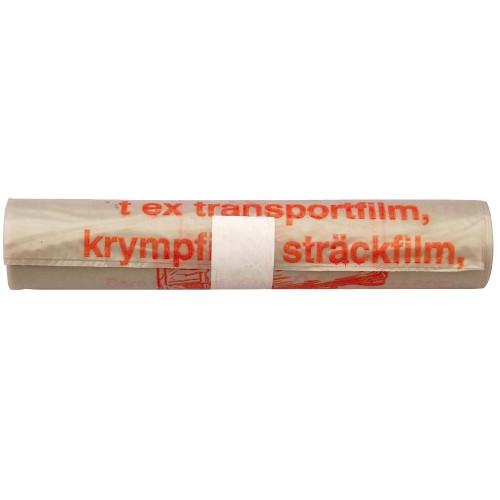 Returplastsäckar 240L med Lufthål 10st/ rulle