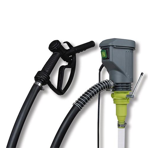 Elektrisk Fatpump Petro 40, automatisk avtapp.ventil