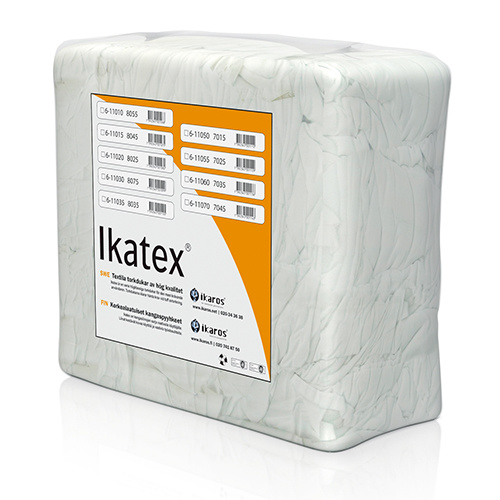 Ikatex 8055 Lakan Premium, Vita torkdukar i bal