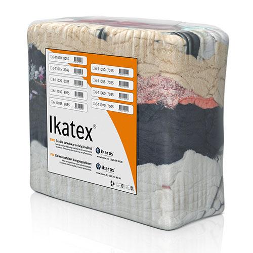 Ikatex 7035 Frotté Premium, Kulörta torkdukar i bal