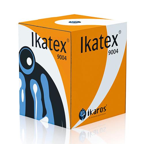 Ikatex 9004, Nonwovenduk på rulle i box för medelsvår smuts