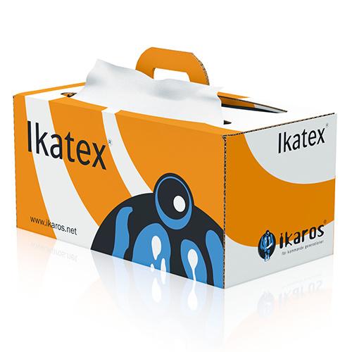 Ikatex 9043, Nonwovenark i bragbox för svår smuts