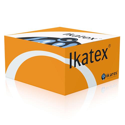 IKATEX Torkdukar i box soft 85, nonwoven ark för svår smuts