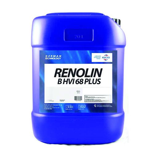 RENOLIN B 68 HVI  HYDR.OEL      205L MET