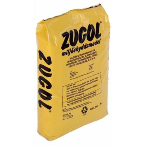 Absorbent Granulat Zugol 40 liter