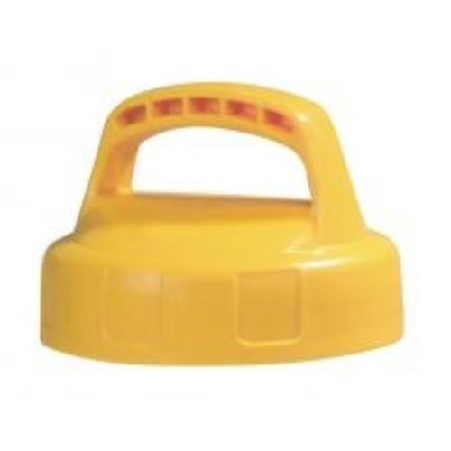 Förvaringslock, Oil Safe, Gul
