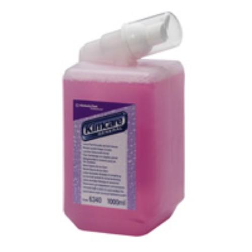 Kleenex -Skummande lyxhandtvål för dagligt bruk