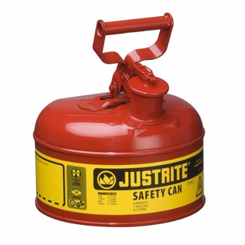 Säkerhetsbehållare Typ 1 av stål, 4 lit.