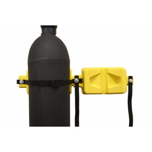 Poly Cylinder väggmodell enkel
