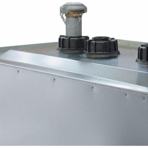 Sugrör m tankbilskoppling för UNI/MULTI-tankar upp till 1000 L