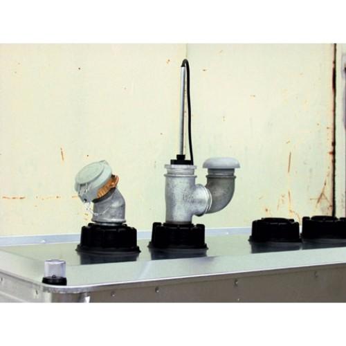 Tankbilskoppling för UNI/MULTI-tankar