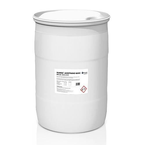 Ikaros Avfettning Basic, 200 L/fat