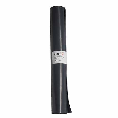 Plastsäck 240 l, 10 st/rl svart
