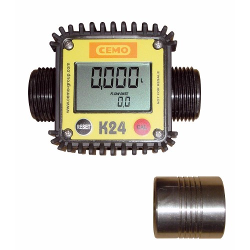 Digital Flödesmätare K24 för elpumpar
